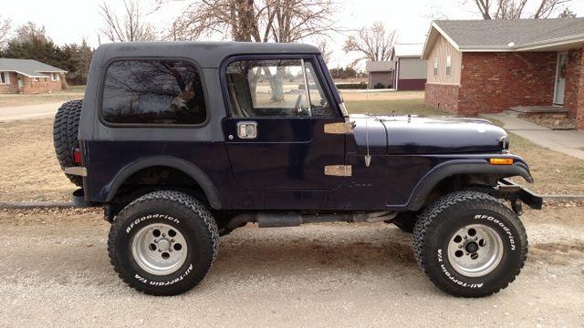 1986 Jeep Cj7 Cj Jeep Jeep Autos