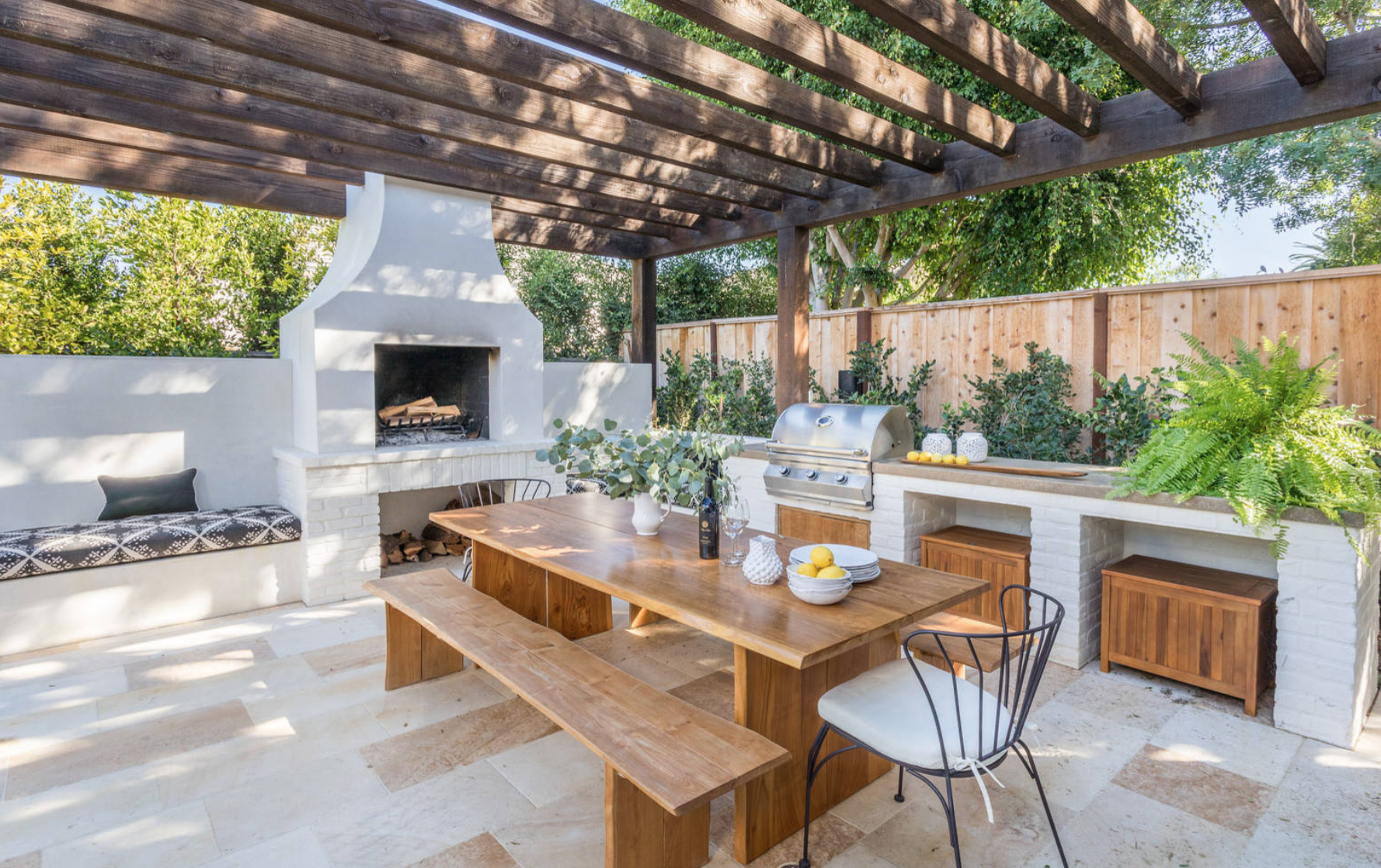 96 Pinterest Viral Outdoor Kitchen Designs And Tips Cozy Home 101 Outdoor Kitchen Design Pergola Patio Decor