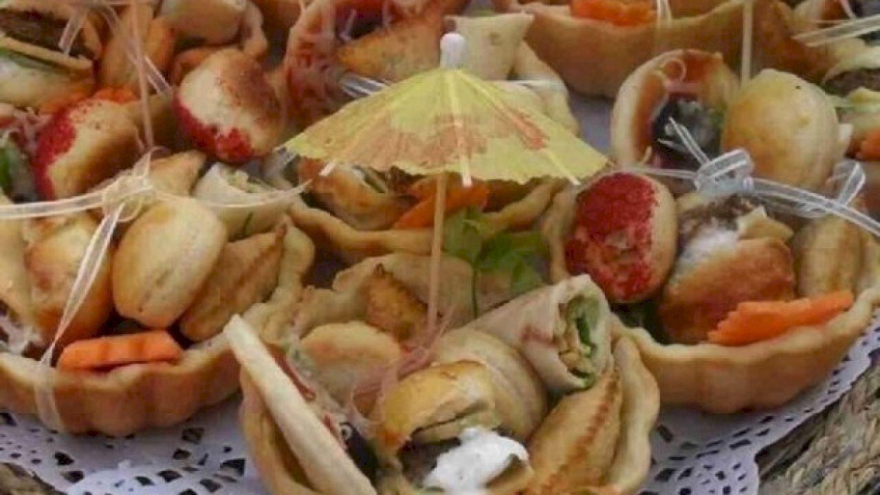طرق تقديم الفطائر Food Chicken Pancakes