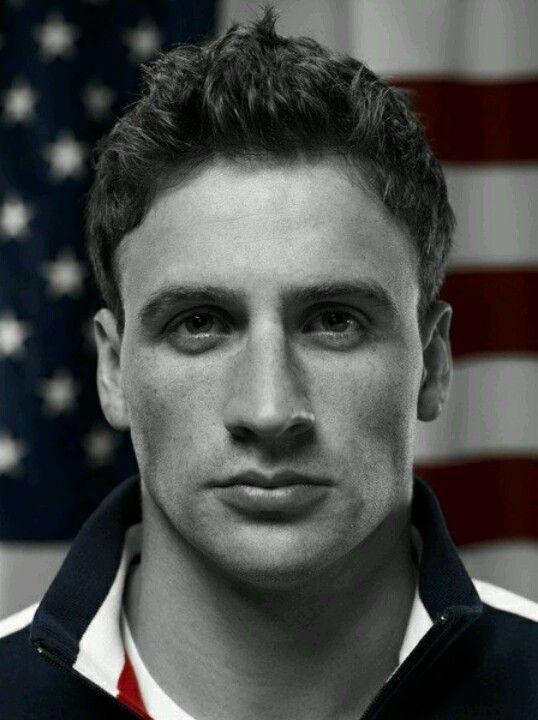 Ryan Lochte Ryan Lochte Olympic Swimmers Man Swimming
