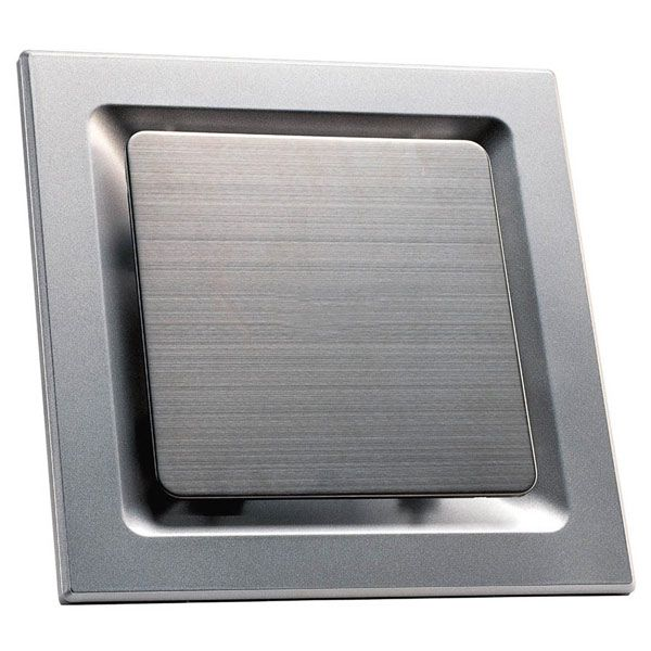 Broan Ventilation Exhaust Fan For Use In Modern Bathroom