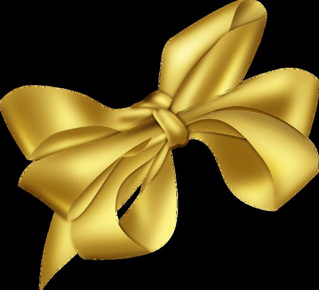 gold christmas bow clipart  Google Search  KurdeleFiyonk