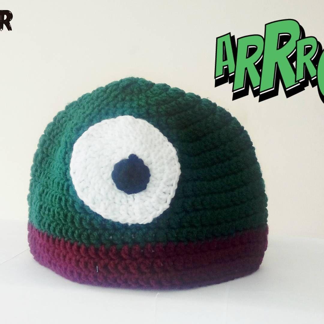 Bonito Patrón De Crochet Alta Cráneo Del Monstruo Festooning ...