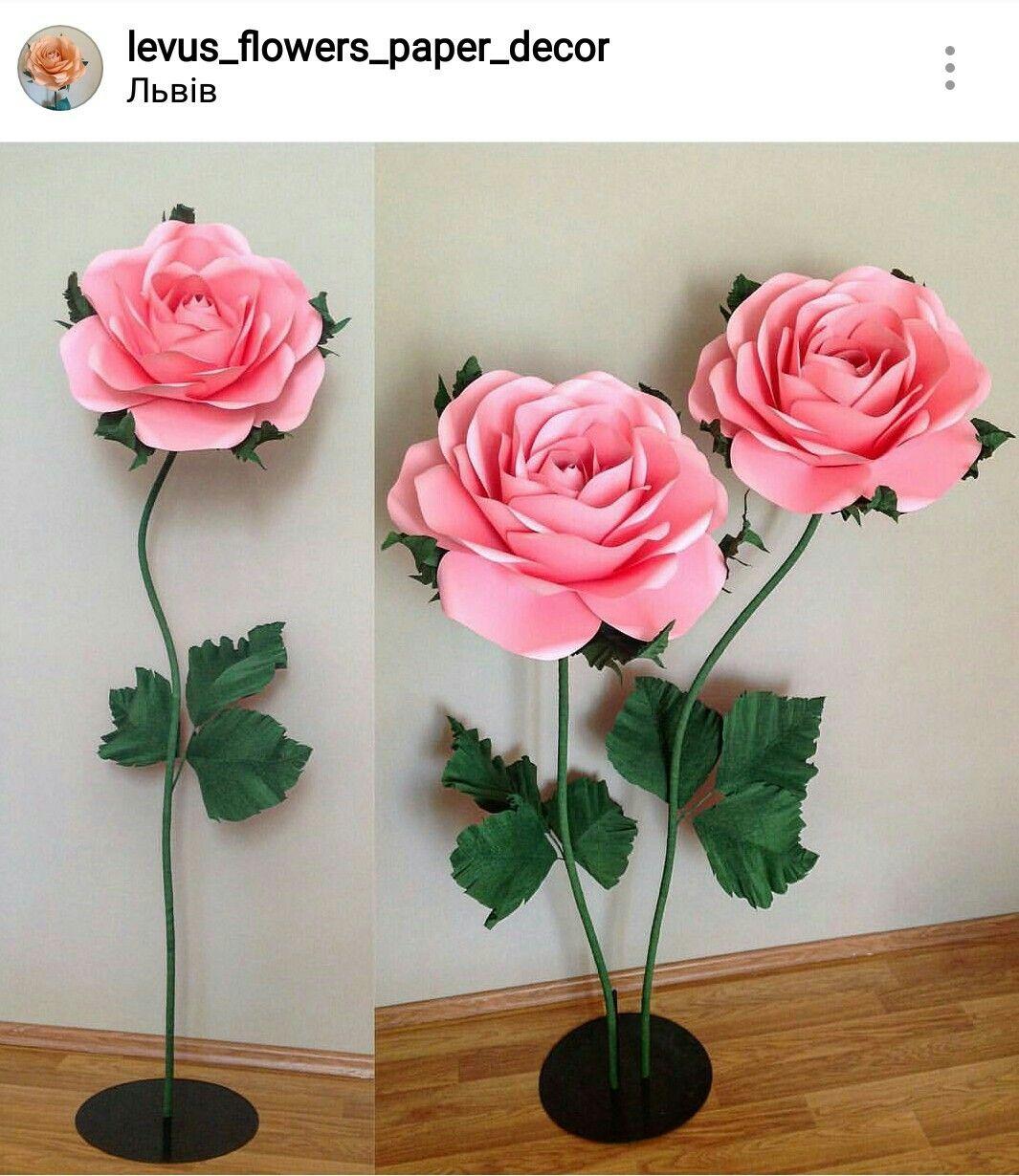Paper flowers | Flores de papel artesanal, Decoração flores de papel, Flores  de papel penduradas
