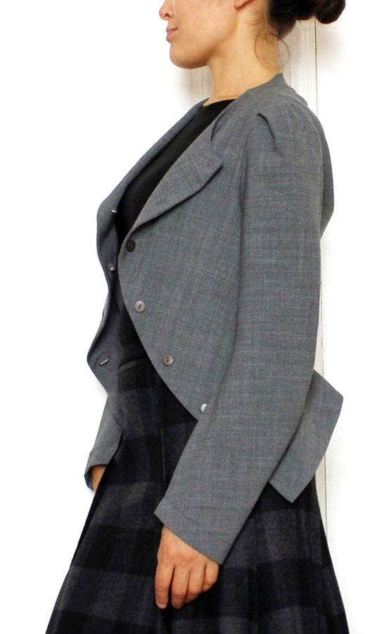 "Pattern Jacket ""SALT"" - OKI-Style"