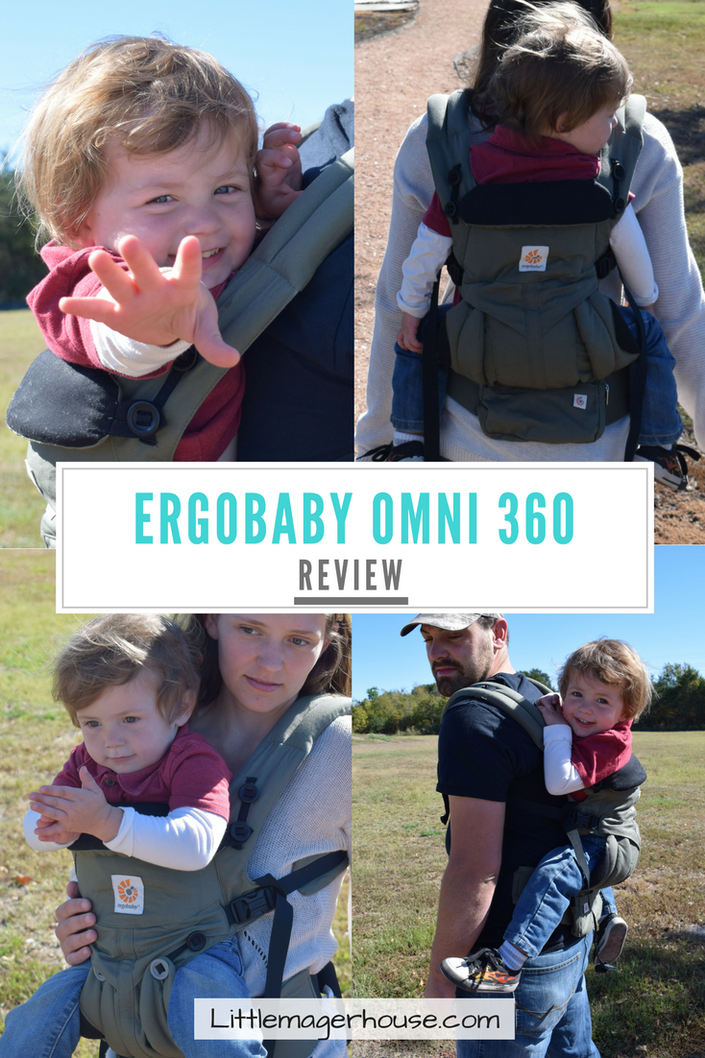 Ergobaby Omni 360 Review All In One Baby Carrier Product Reviews