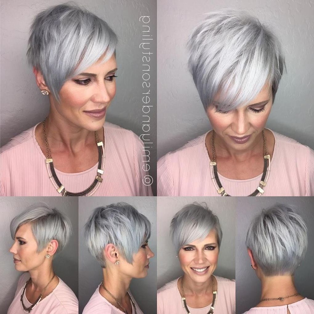 Image Result For Short Haircuts For Women Over 50 Front And Back View Womens Hairstyles Short Grey Hair Short Hairstyles For Women
