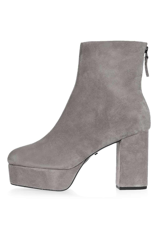 b290056f795e HELLO Platform Boots - Shoes- Topshop