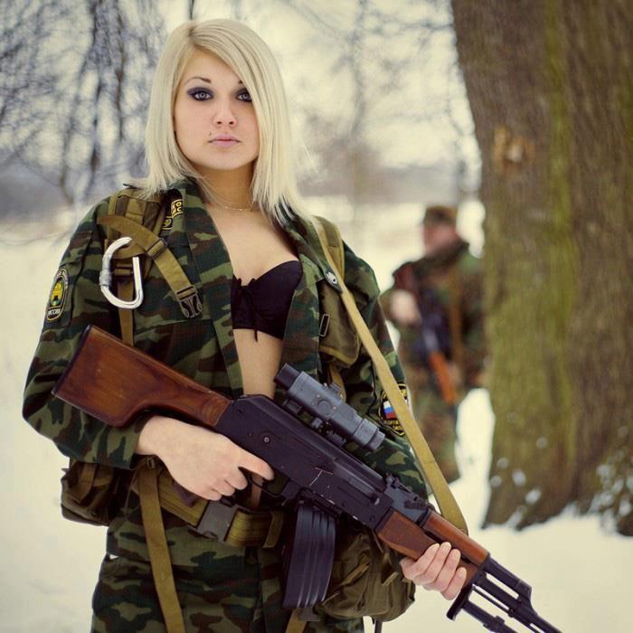 forward russian women feminine sexy