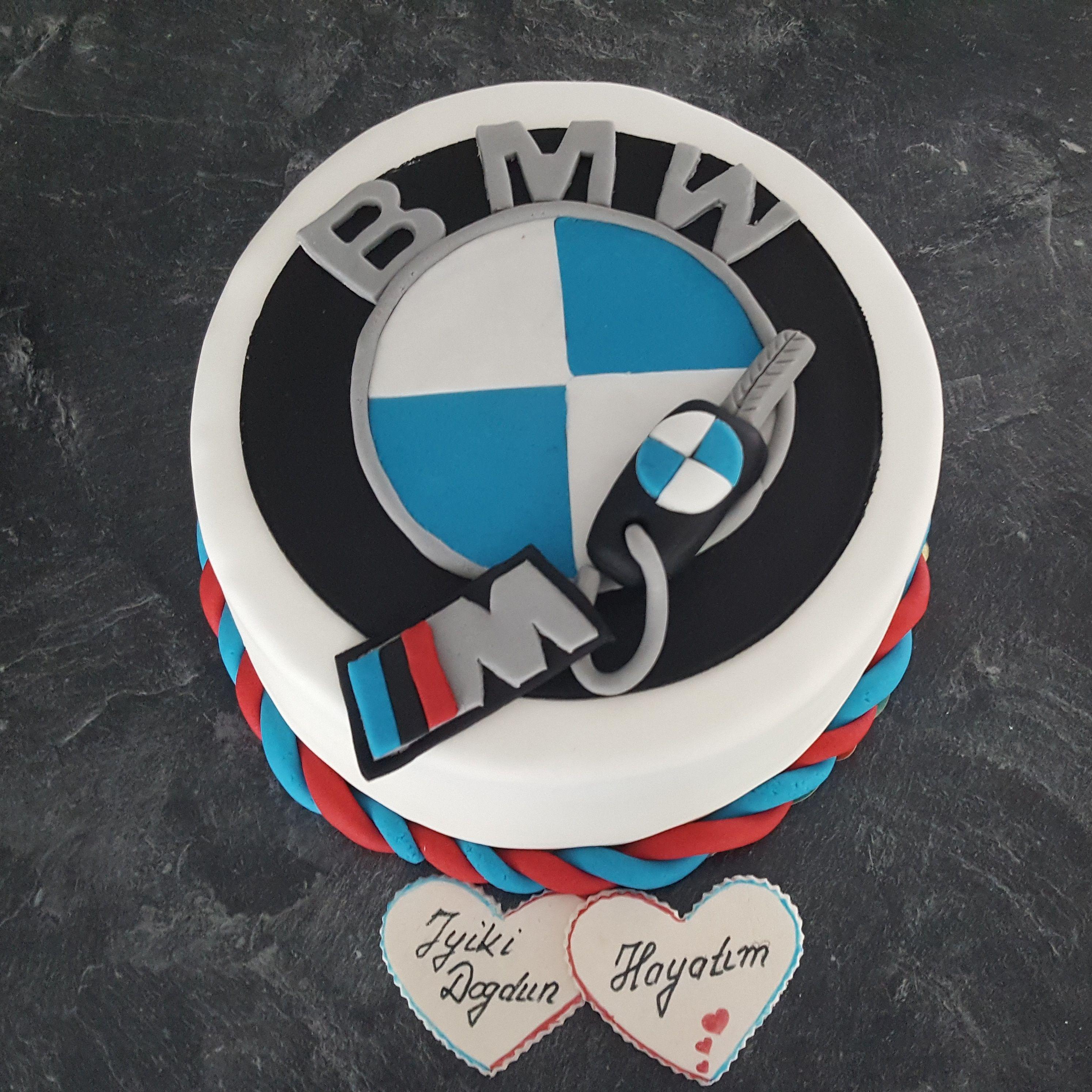 Bmw Torte Cake Pasta Kuchen Backen Geburtstag