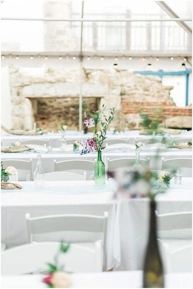 Elegant Spring Wedding Wedding decorations on a budget