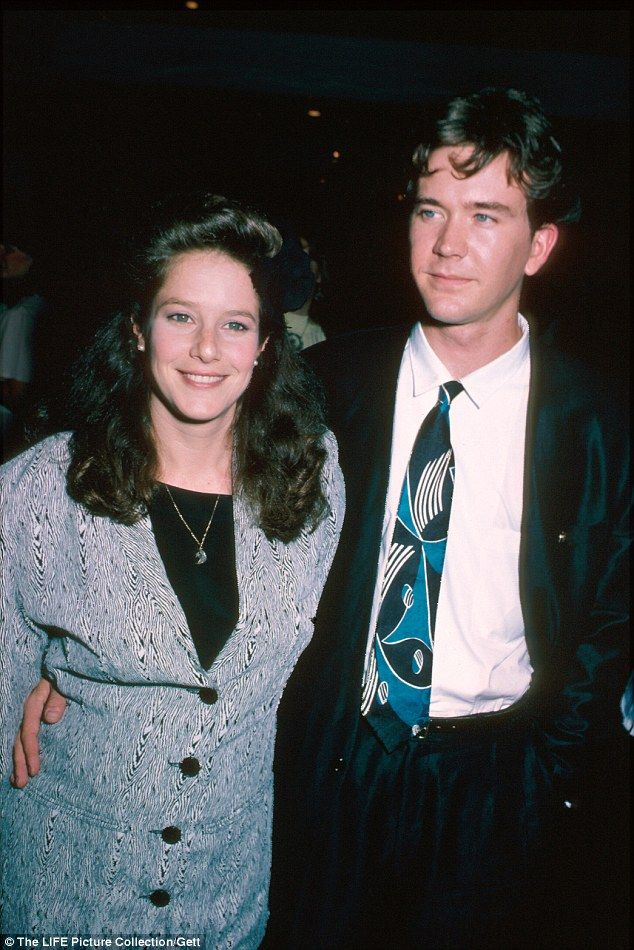 Timothy Hutton moves in with 28 years younger American ...