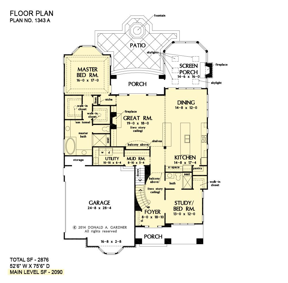 basement_stairs (With images) House plans, Floor plans