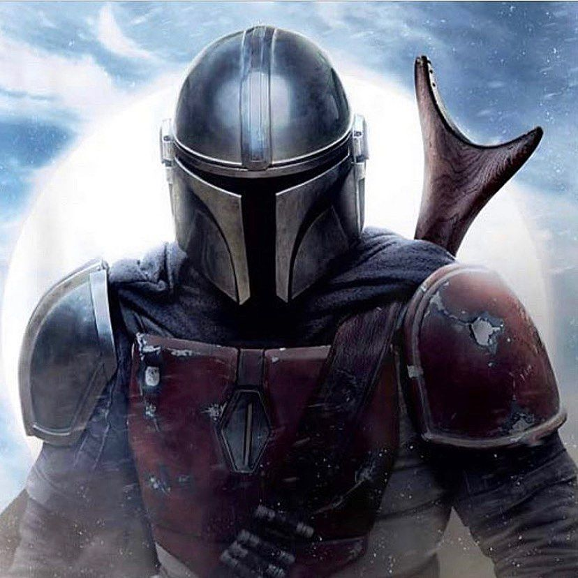 New Promo Art For The Mandalorian Released! Cant Wait!