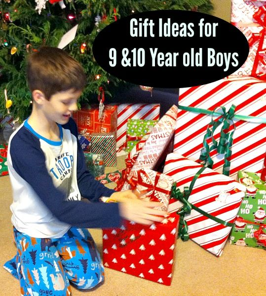 Gift Ideas For 9 10 Year Old Boys 9 Year Old Christmas
