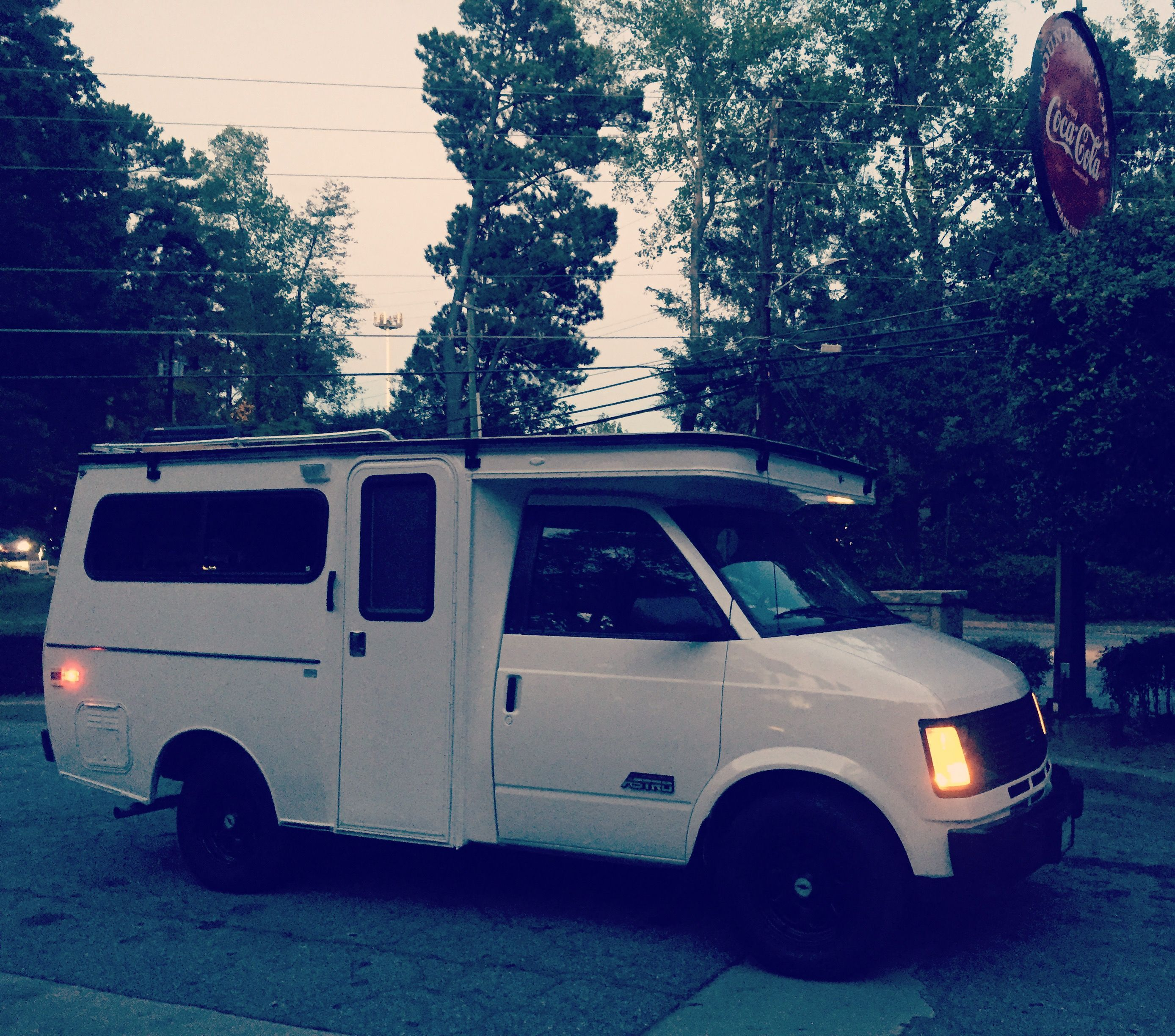 medium resolution of 1992 chevy astro tiger gt provan awd rv camper van full kitchen heat bath shower in 16 ft of space compare to sportsmobiles and sprinter 4x4 vans but
