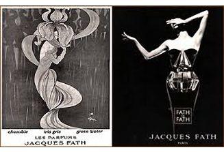 Jacques Fath is een oud parfumhuis. De eerste editie werd gecreërd in 1953 en de nieuwste is van 2010. Jacques Fath geuren werden gemaakt in samenwerking met parfumeurs Raphael Haury, Olivier Gillotin, Vincent Roubert en Anne Flipo. - ParfumCenter.nl