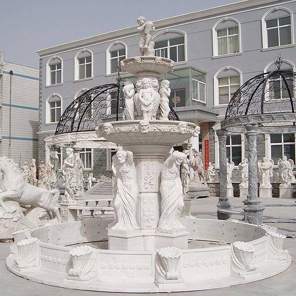 Fountain Pump Marble Sculpture High Quality Fountain Pump Marble Sculpture Fountain