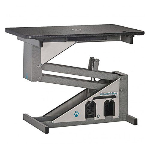 Groomers Best Hydraulic Grooming Pet Table Heavy Duty Stainless Steel 24 X 42 Read More At The Image Link N Dom Verstak Derevoobrabatyvayushie Instrumenty