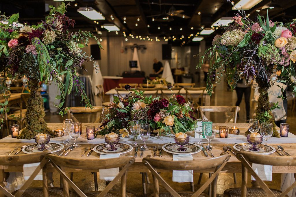 Rustic Woodland Chic Wedding Inspiration In Baltimore