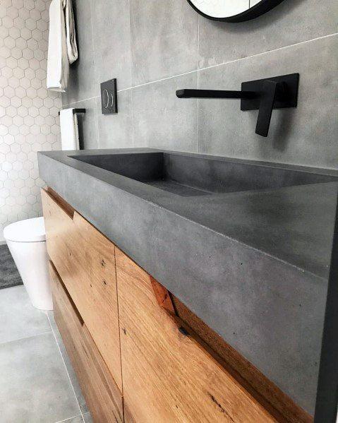 Top 70 Best Bathroom Vanity Ideas Unique Vanities And Countertops Best Bathroom Vanities Unique Bathroom Vanity Custom Bathroom Vanity