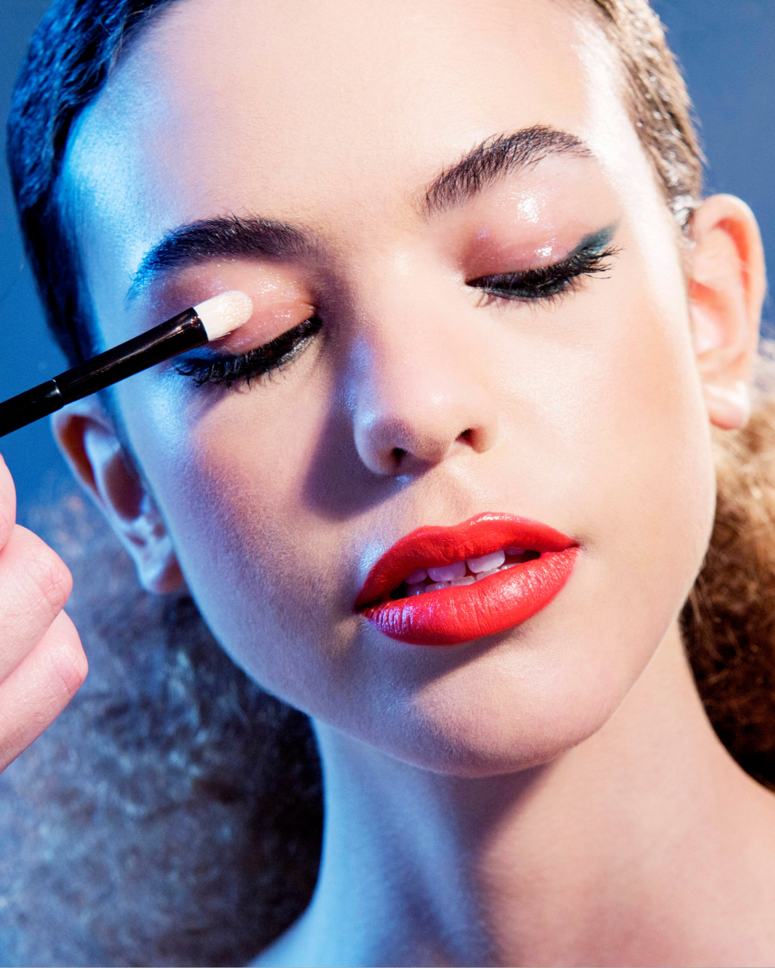 Glossy Is The New Smoky Eye, And Here's How To Do It