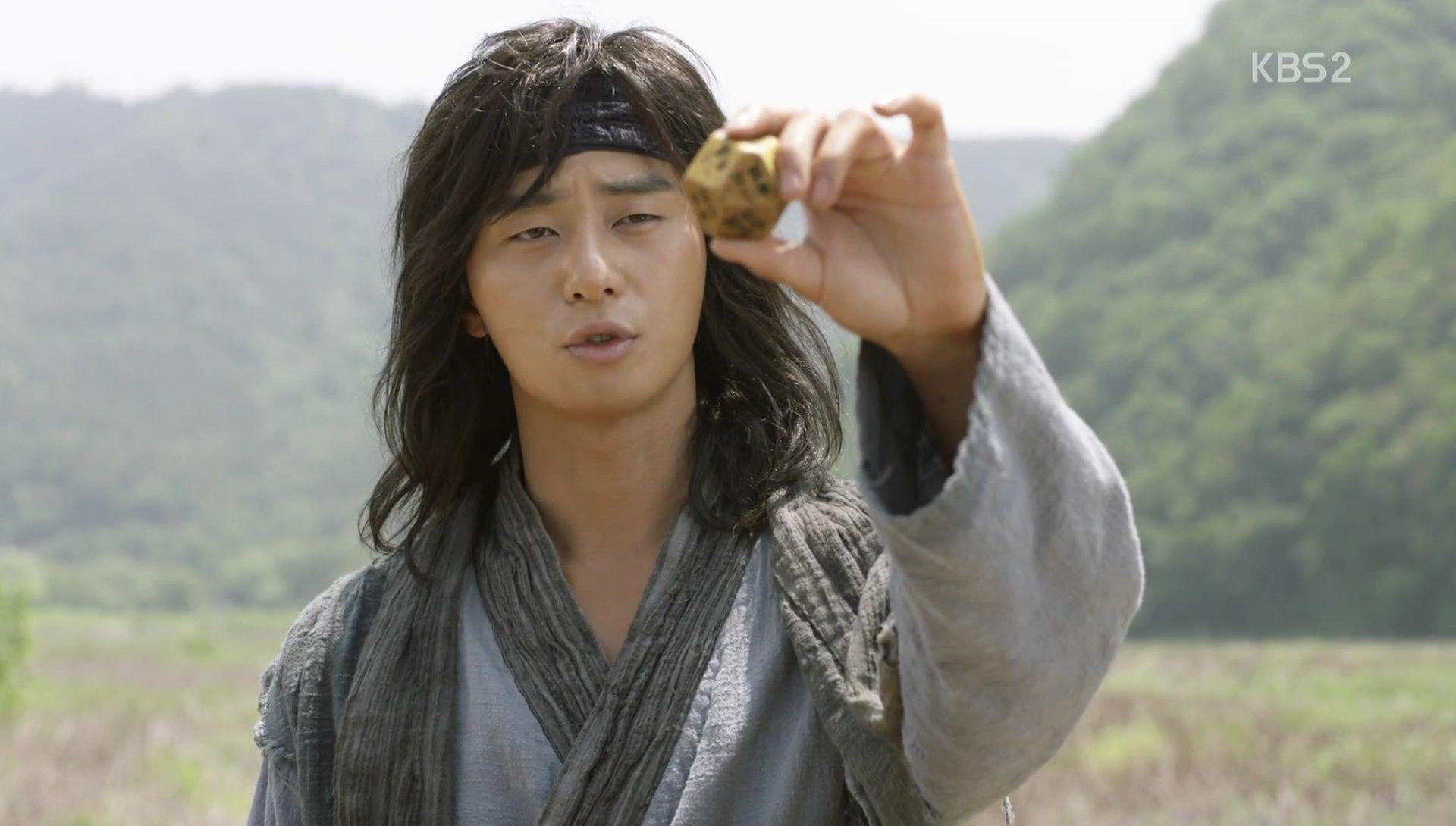 Hwarang Episode 1 » Dramabeans Korean drama recaps