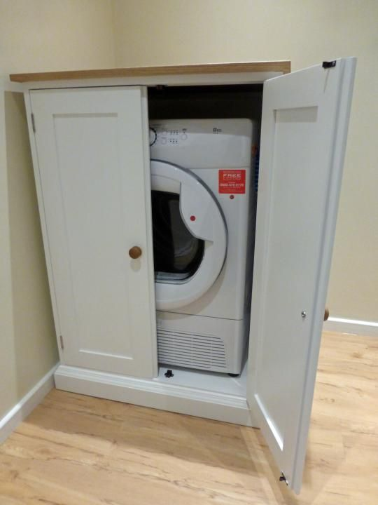 Bespoke Tumble Dryer Cupboard Bespoke Kitchen And Dining
