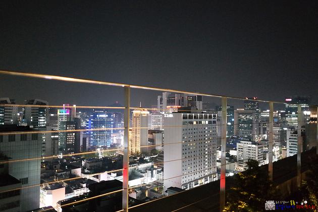 L7 호텔 명동 루프탑바 플로팅 #L7_루프탑바_플로팅 #L7_Rooftap_Bar_Floating