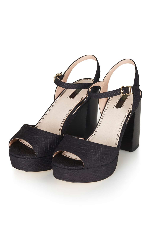 LIANA Mid Platform Sandals