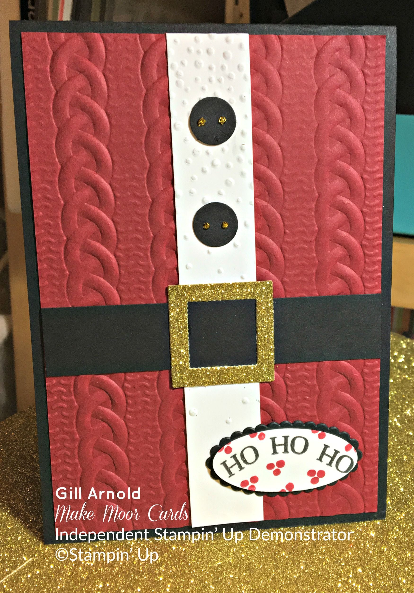 Cable knit Embossing folder   New   Diy christmas cards ...