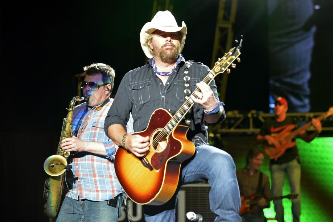 What Happened to Toby Keith - 2018 News and Update