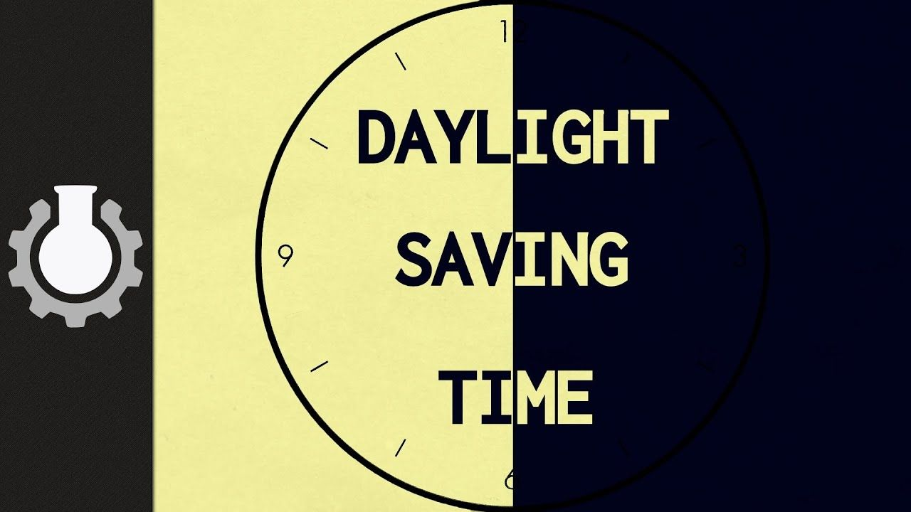 small resolution of Daylight Saving Time Explained   Daylight savings time