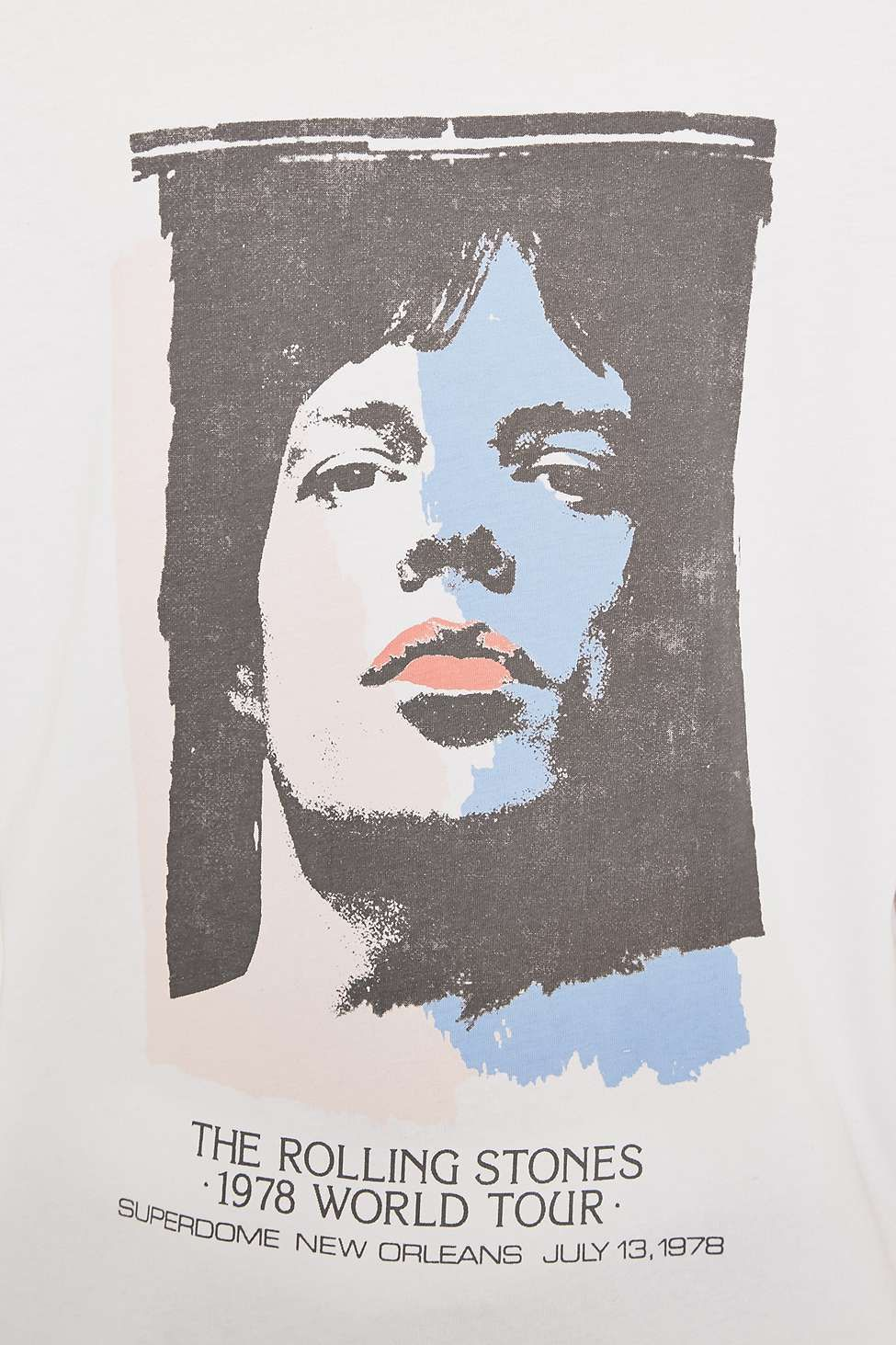 Rolling Stone Jagger Tee
