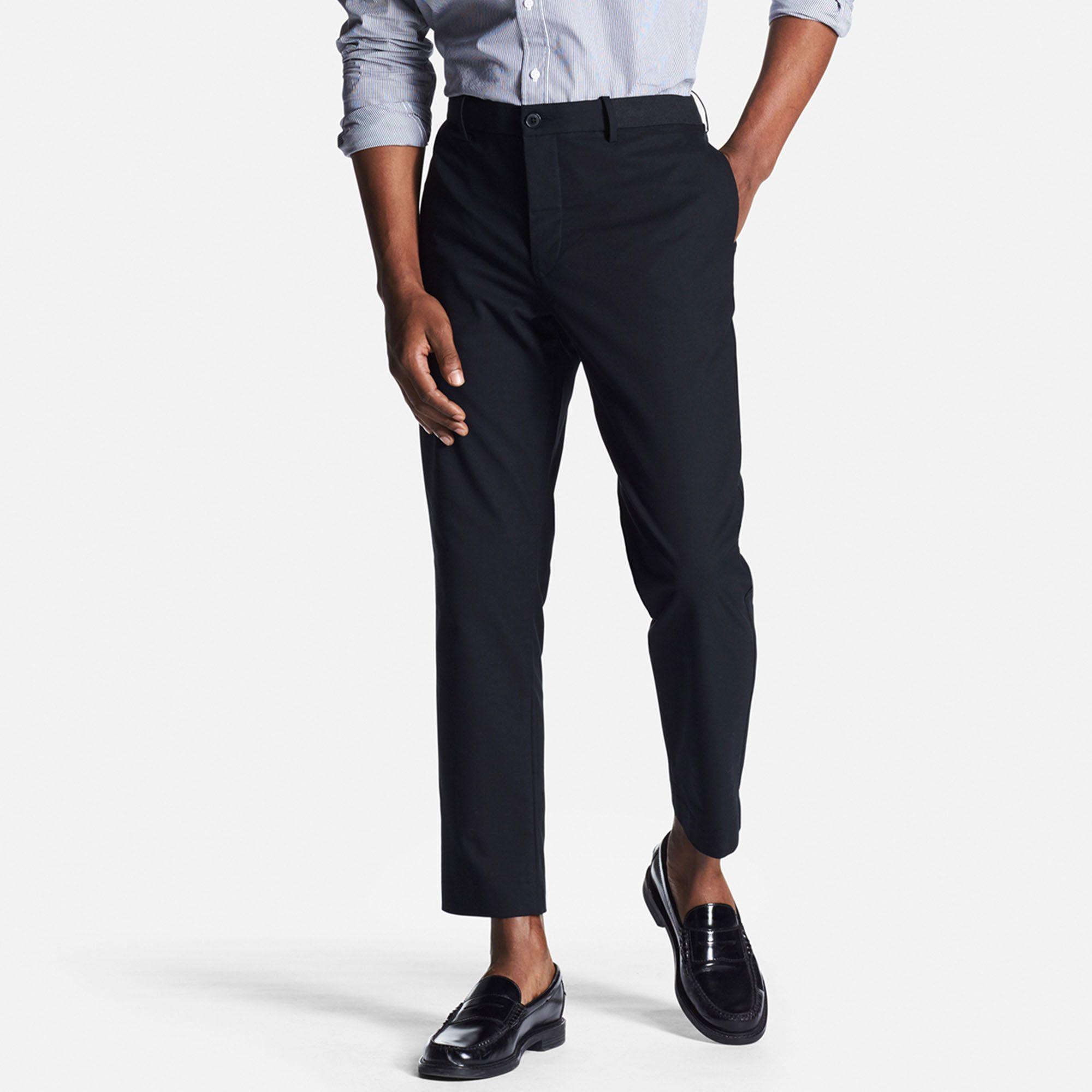 1fa48fec2640 Men relaxed ankle pants (cotton) | Wardrobe | Ankle pants, Pants ...
