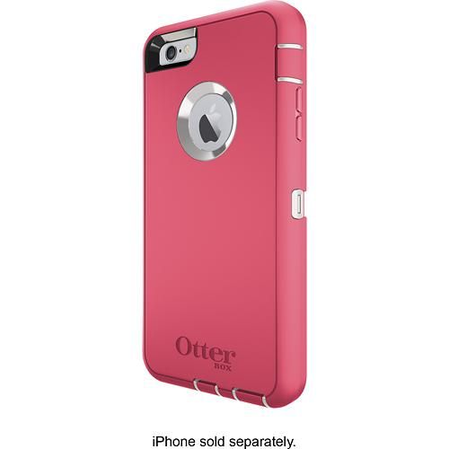 the best attitude ff1de 94069 OtterBox Defender Series Case with Holster for Apple iPhone 6 Plus ...