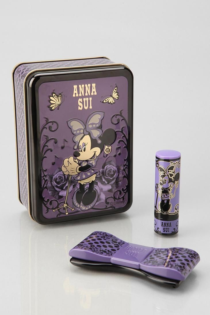Minnie sui Anna mouse makeup collection pictures