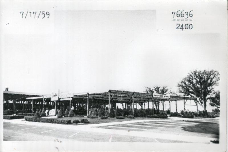 Dayton S Garden Center Southdale Shopping Center Edina Mn Vintage