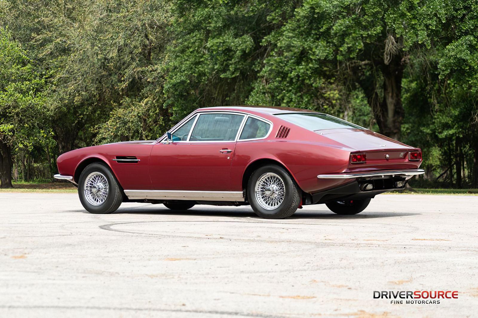 13 Aston Martin DBS | Sportwagen | Sportwagen und Sport | 1969 aston martin
