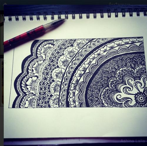 Drawing Tumblr Zentangle Art Sharpie Drawings Doodle Art