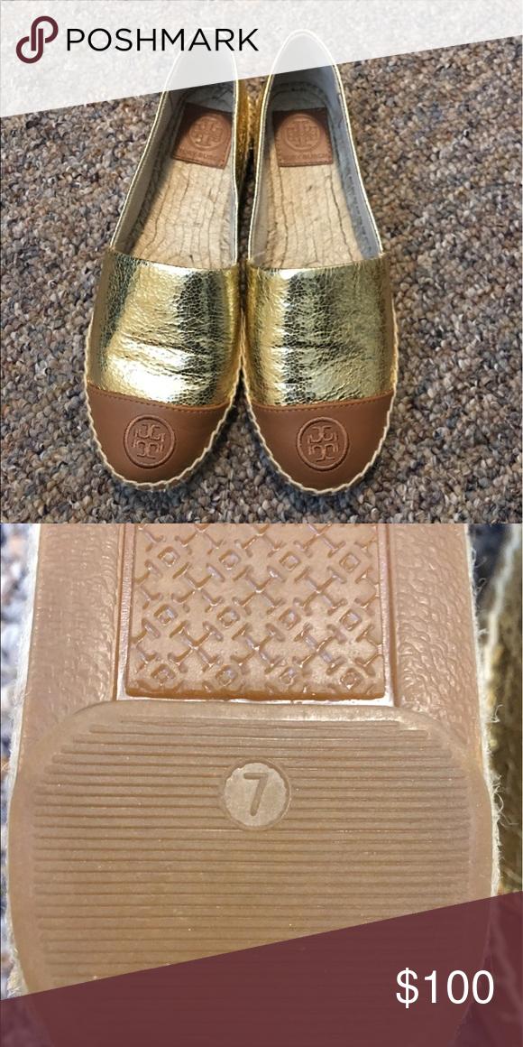 New Tory Burch Espadrilles Gorgeous never worn shoes Tory Burch Shoes Espadrilles