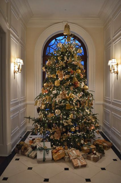 Over The Top Luxurious Dream Christmas Tree! This Christmas Tree  - Christmas Tree For Me