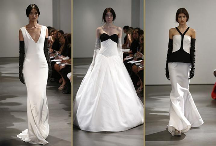 Vera Wang Reveals Bridal Spring 2014 Collection
