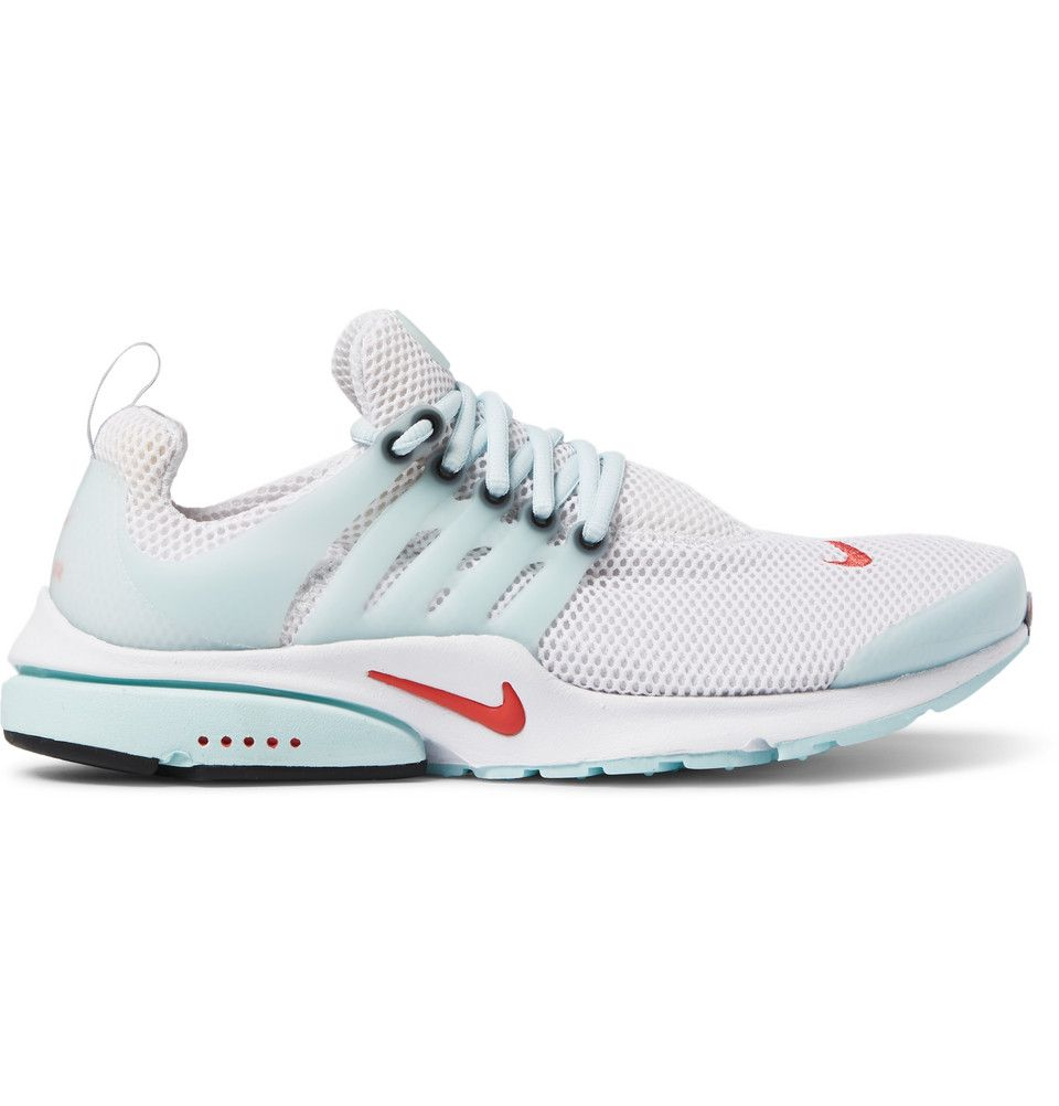 22d7435b5ed4b Nike - Air Presto Rubber and Mesh Sneakers