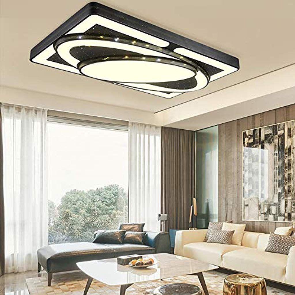 Deckenlampe LED Deckenleuchte 90W Wohnzimmer Lampe Modern