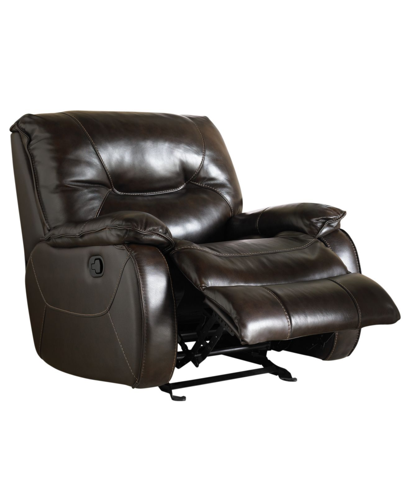 dante leather recliner chair glider chairs recliners rh pinterest com