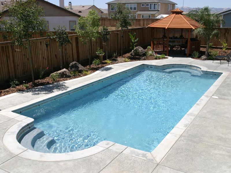 Viking Pools Exclusive Crystite® Finish Pool Colors
