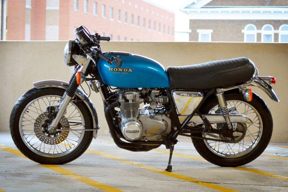 No Reserve 1975 Honda CB550F Super Sport Super sport