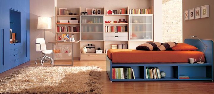 ideas para decorar los cuartos de estudio