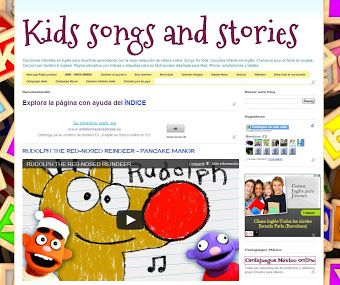Kids Songs And Stories Canciones De Niños Canciones Infantiles Cantando